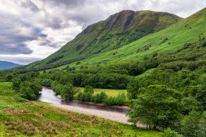Glen Nevis Scotland