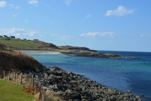 Scourie bay scotland