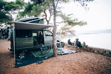 campervan awning guide